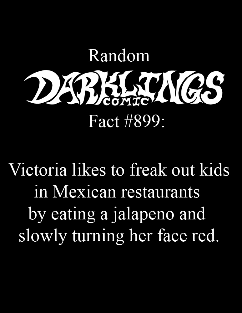 Random Fact #899