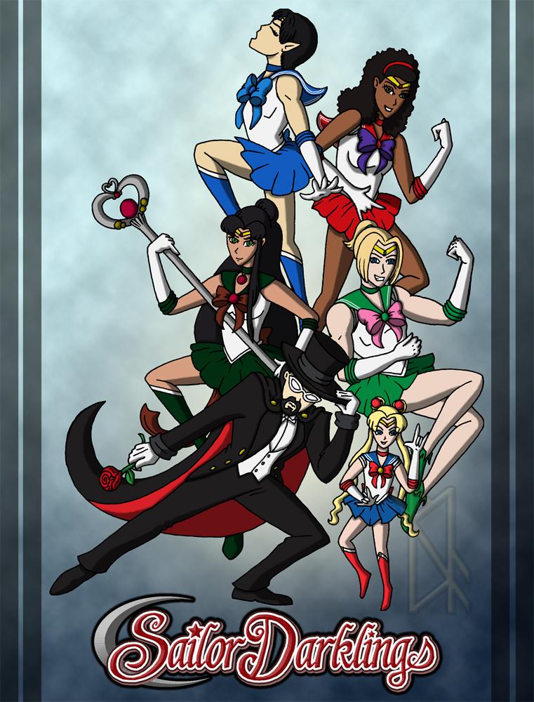 Sailor Darklings